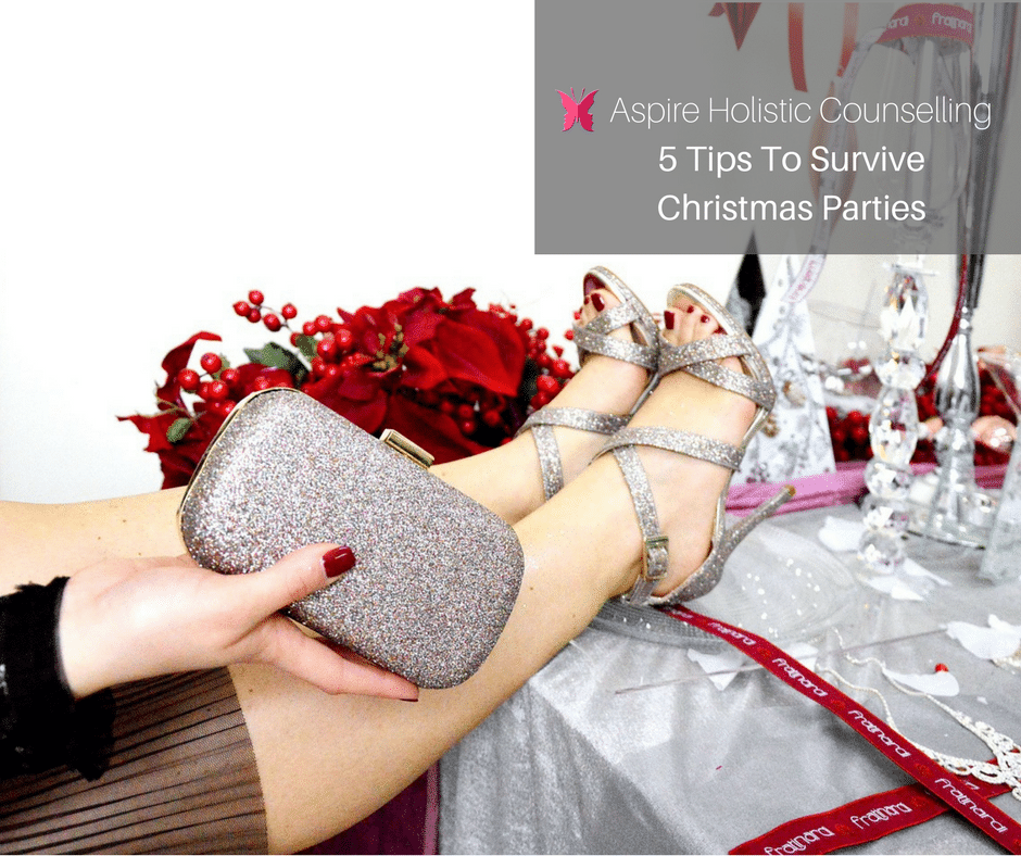 Tips for HSP Survive Christmas Parties