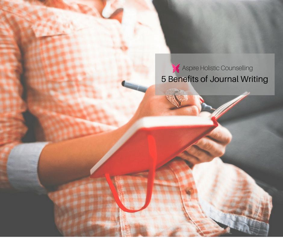 Journal Writing Benefits