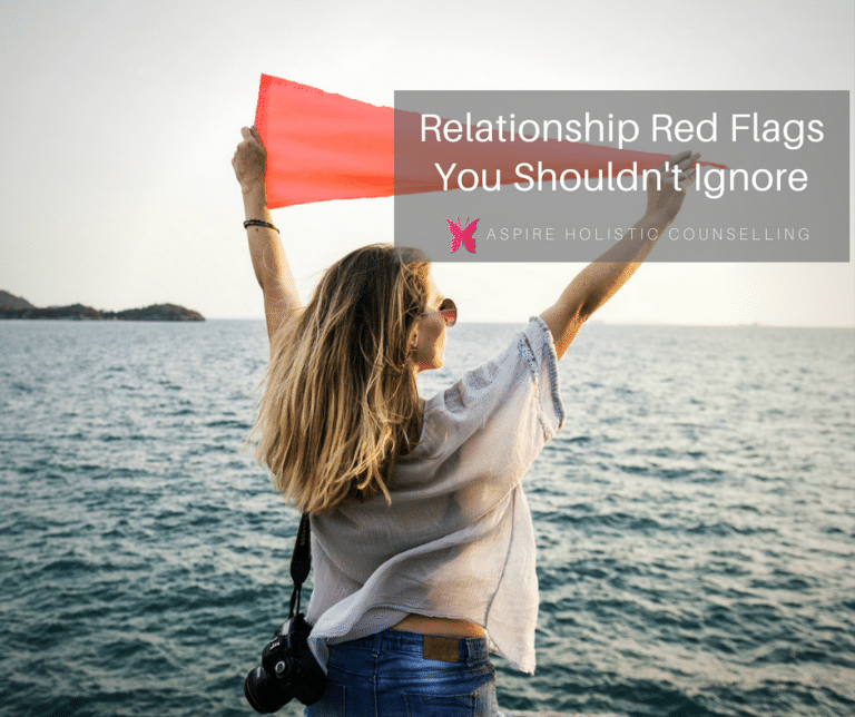Relationship Red Flags You Shouldn't Ignore