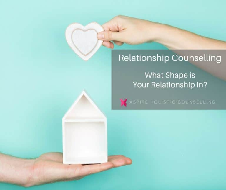 What shape is your relationship in?