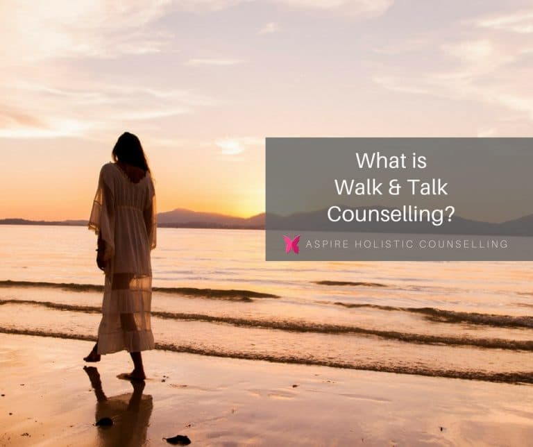 What is Walk and Talk Counselling